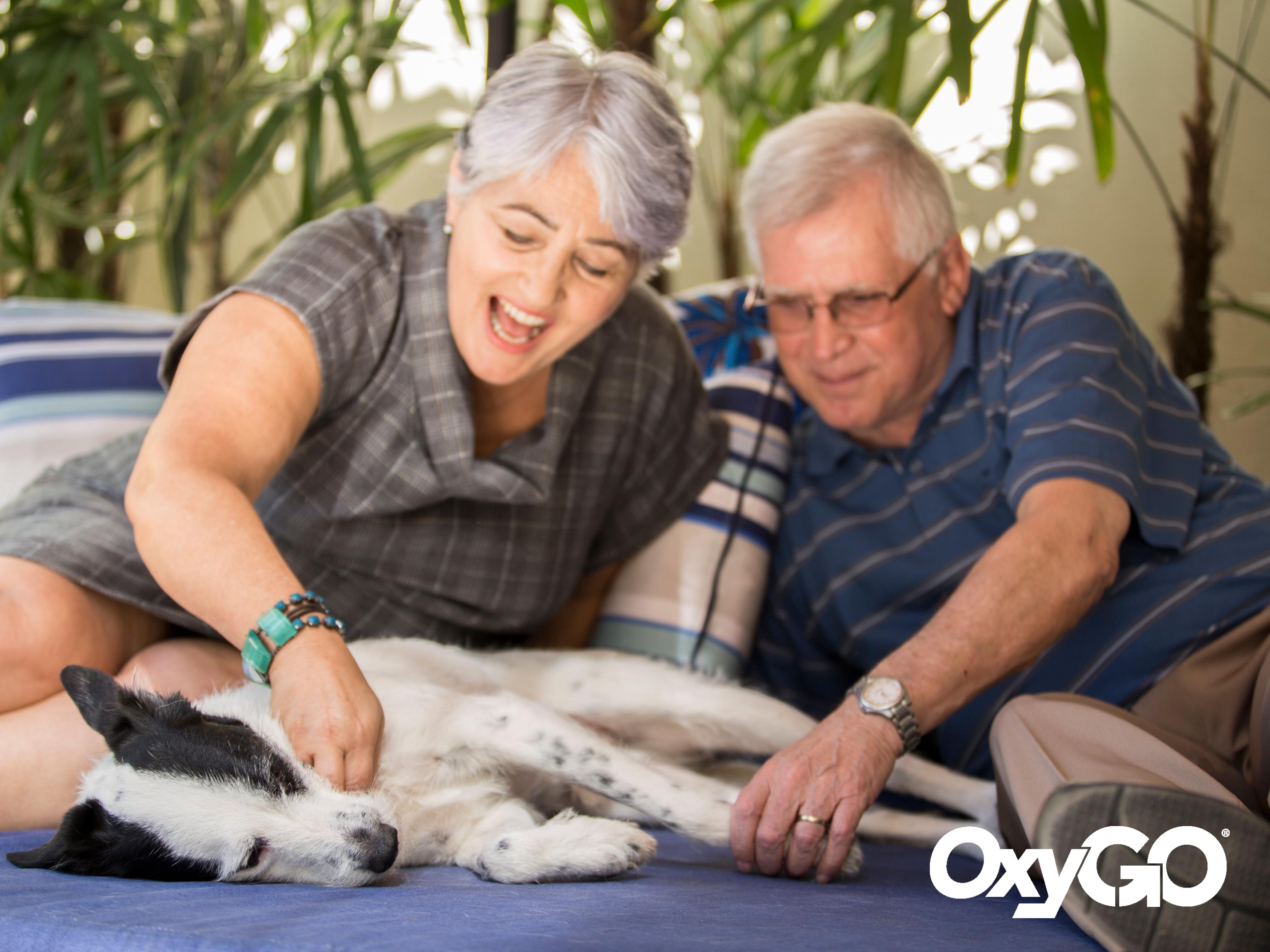 oxygo pets copd