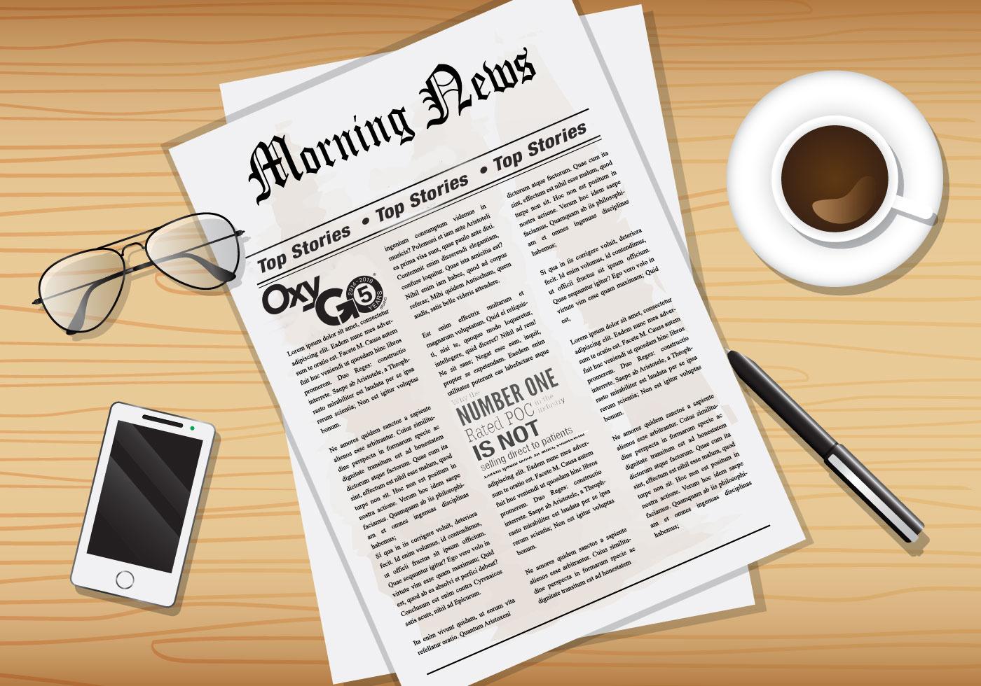 Morning News Image